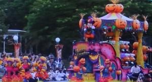 パレード ミニーマウス
