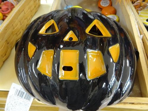 100均 かぼちゃのおめん