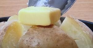 私の燻製バター