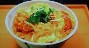 さつま揚げの玉子とじ丼のレシピ