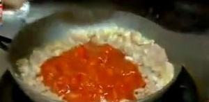 白菜ラザニア