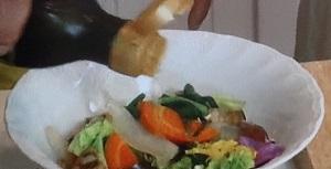 木下特製美腸に効く野菜炒め