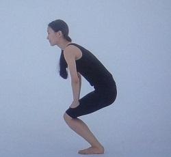 ぎっくり腰予防ストレッチ