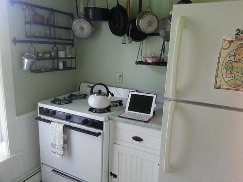 冷蔵庫の保存術