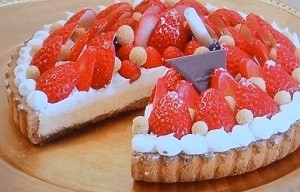 フェイクのケーキ