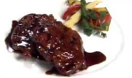 鶏胸肉のソテー