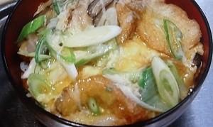 油麩丼 (宮城県登米市)