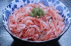 生桜えび丼 (静岡県)