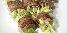 春キャベツの豚バラ巻きのレシピ