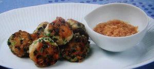 奥薗流 いわしと厚揚げのつくね常備菜常備菜レシピ