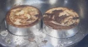 ぐるぐるフレンチトースト