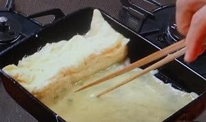 玉子焼きの作り方