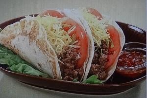 食パンタコス
