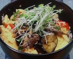 須田順子の丼レシピ