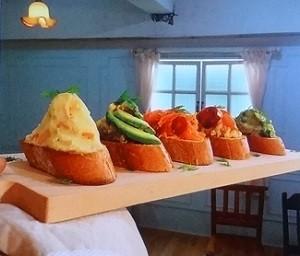 マウンテントースト