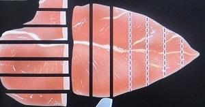 鶏むね肉の切り方