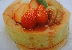 きじまりゅうたのパンケーキ