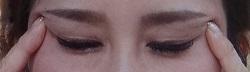 眼輪筋を鍛える運動