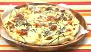 テリマヨチキンピザ