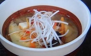 酸辣湯のレシピ