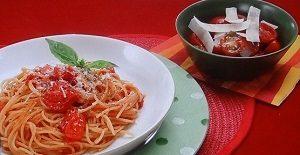 グッチ裕三のトマトパスタ