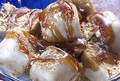 お豆腐ゴマアイスのレシピ