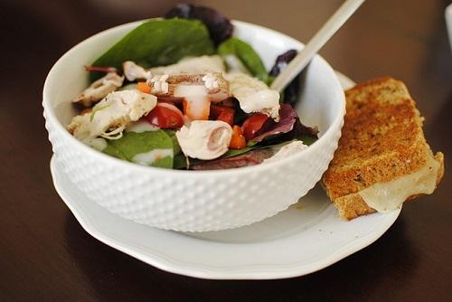 サラダ野菜ダイエット