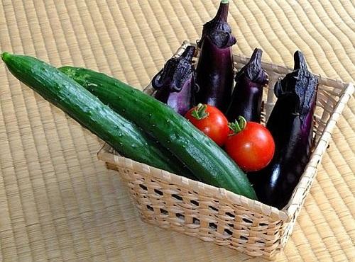 らでぃっしゅぼーや、野菜