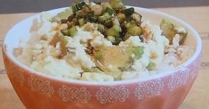 豆腐アボカドご飯のレシピ