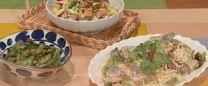 平野レミの焼きそば、カツサンドのレシピ