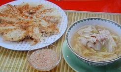 グッチ裕三の餃子&タンメンのレシピ