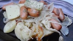 スザンヌのジャーマンポテトのレシピ