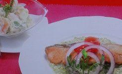 杉本彩の鮭のレシピ