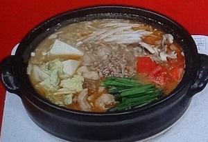 梁田シェフのレシピ 坦々鍋