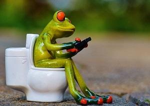トイレ、頻尿