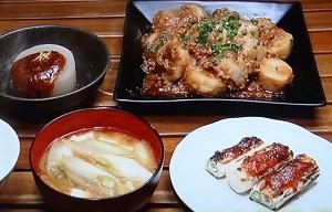 信州みそ料理のレシピ