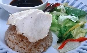 サイゲン大介のカオマンガイのレシピ