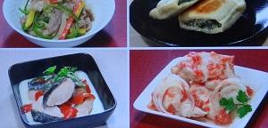 柳澤英子の作りおきレシピ