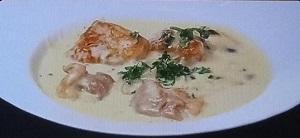 水島弘史の鶏のクリームシチューのレシピ