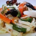 水島流!野菜炒めのレシピ