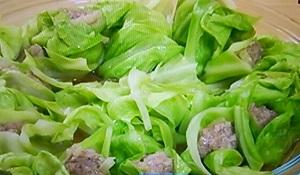 キャベツシューマイのレシピ