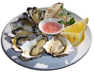 牡蠣のレシピ