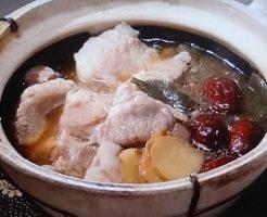 バクテー風スープのレシピ