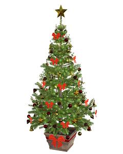 おいしいクリスマスツリーのレシピ