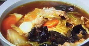 男子ごはんの五目うま煮麺のレシピ
