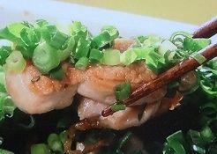 成澤文子の鶏肉のレシピ