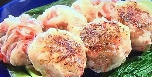 久保さんのカニシュウマイのレシピ
