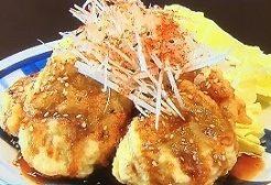 久保さんのサバとレンコンのはさみ揚げのレシピ