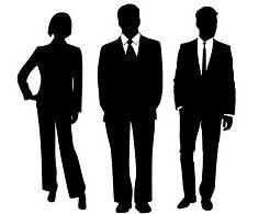 スーツ、会社、制服