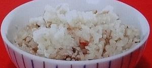 焼きプリン炊き込みご飯のレシピ